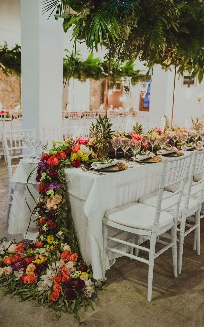 Workshop la fabrica wedding