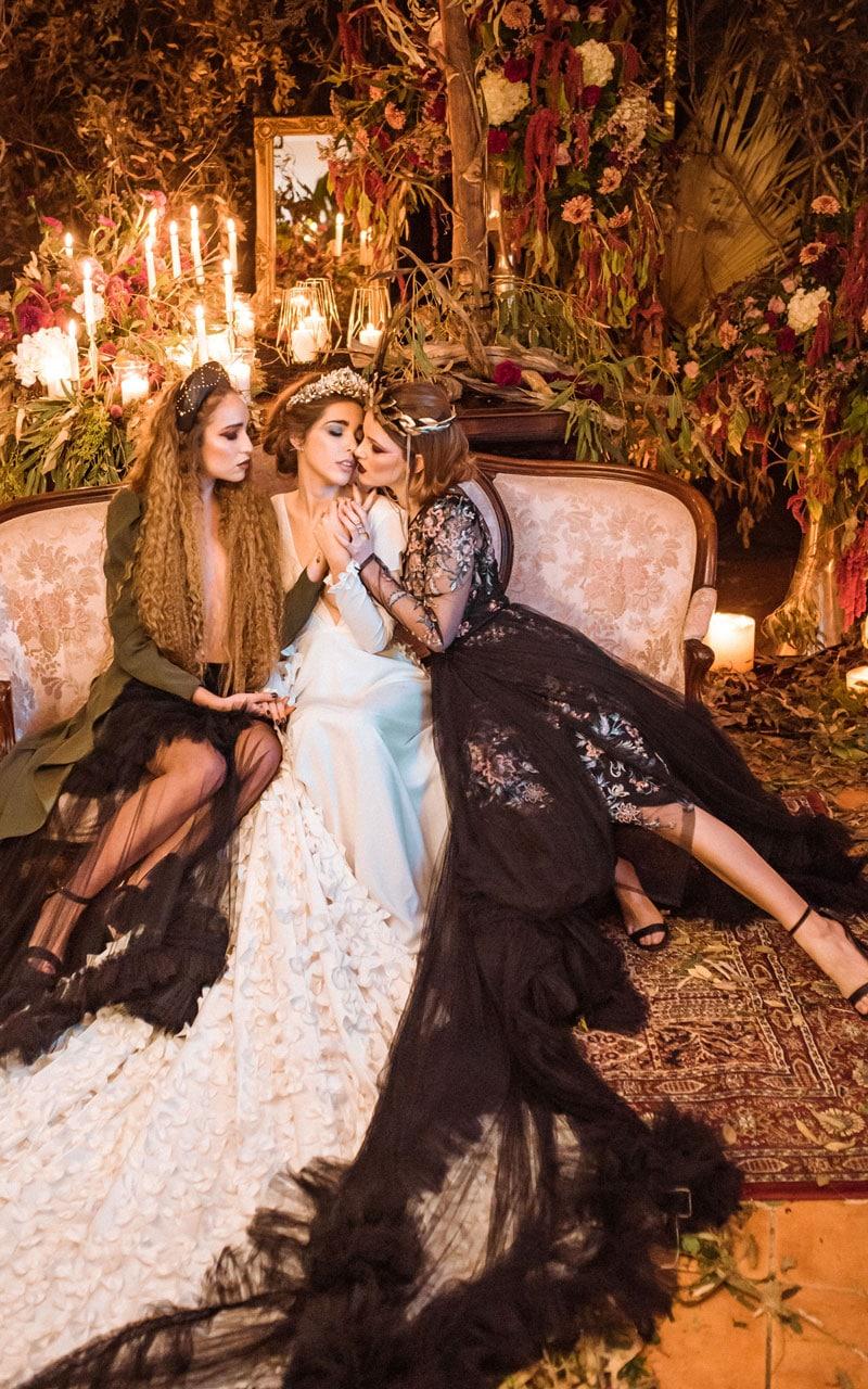 boda gay decoraciones originales