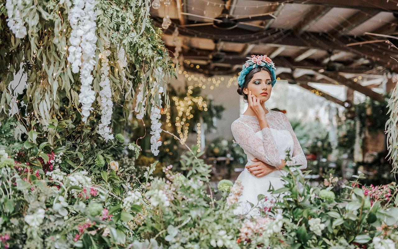 bodas estilo romantico